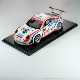 1:24 Porsche 997 Matmut Le Mans 2007 model kit car Profil 24