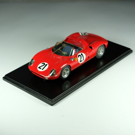 1:24 Ferrari 250P Le Mans 1963 model kit car Profil 24