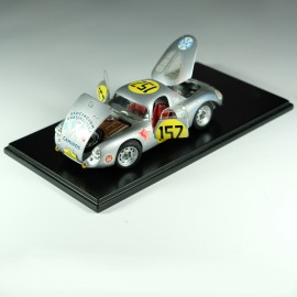 1/24 Porsche 550 n°152 Panamericana 1953 kit maquette Profil 24