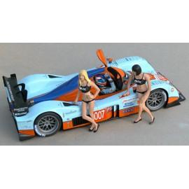 Aston Lola Le Mans 2009