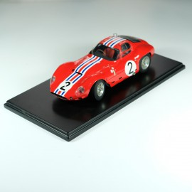1:24 Maserati Tipo 151/1 Le Mans 1963 model kit car Profil 24