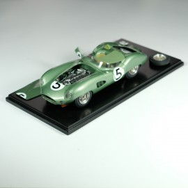 1/24 kit Aston Martin DBR1 Le Mans 1959, profil 24 models