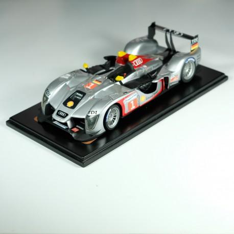 1/24 Audi R15 Le Mans 2009 kit maquette Profil 24