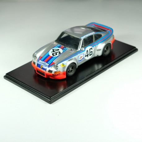 1:24 Porsche 911 RSR n°46 Le Mans 1973 model kit car Profil 24