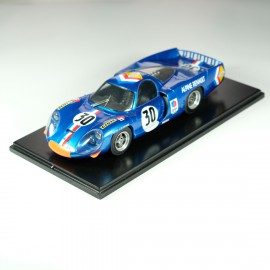 1:24 Alpine A 220 Le Mans 1968 model kit car Profil 24