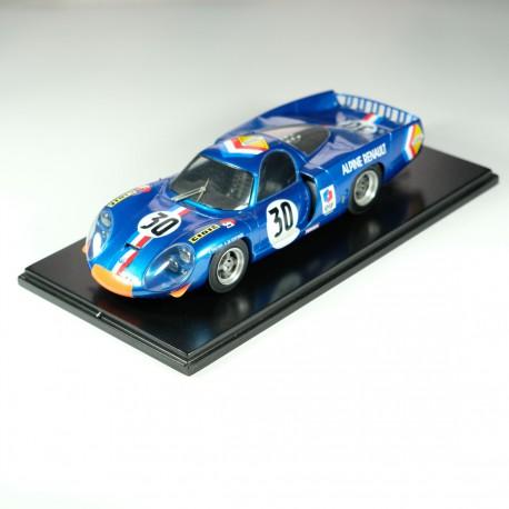 1:24 Alpine A 220 Le Mans 1968 model kit car Profil 24