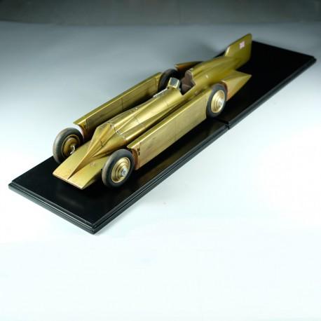 1:24 Golden Arrow Lion Napier 1929 model kit car Profil 24