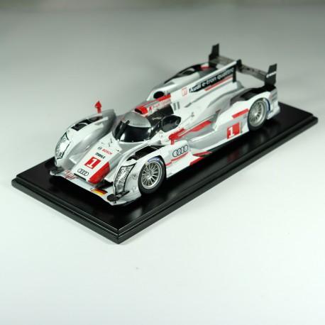 1/24 kit Audi e Tron Le Mans 2012 model kit car Profil 24