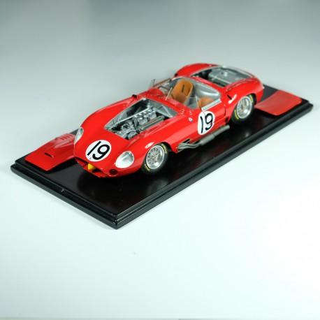 1/24 Maserati 450 S Sebring 1957 model kit car, Profil 24 models