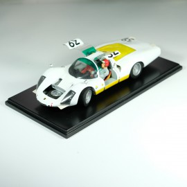 1/24 Porsche 906 LH Le Mans 1966 model kit car, Profil 24 models