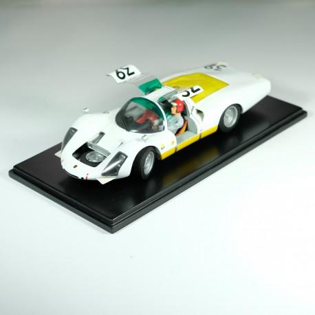 1/24 Porsche 906 LH Le Mans 1966 kit maquette, Profil 24 models