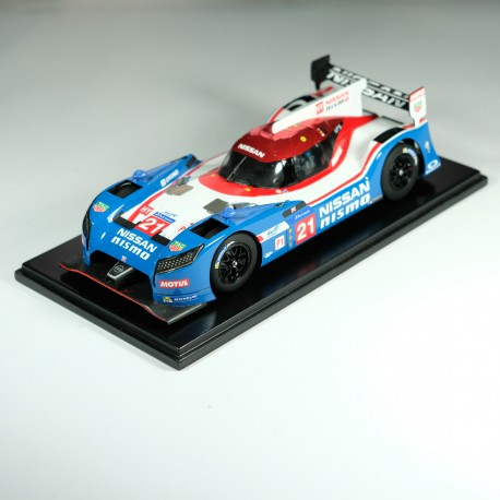 1/24 Nissan GT-R LM Nismo Le Mans 2015 n°21/22/23 model kit car Profil 24