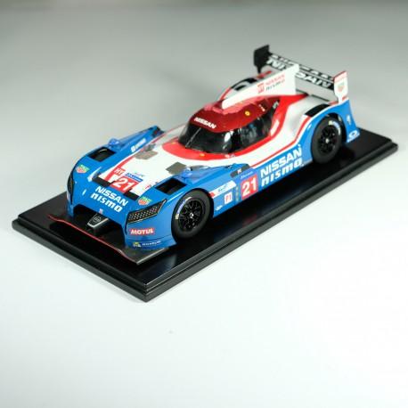 1/24 Nissan GT-R LM Nismo Le Mans 2015 n°21/22/23  kit maquette Profil 24