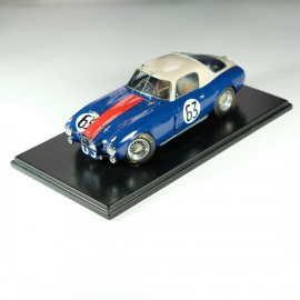 1/24 Lancia D20 Le Mans 1953 - Targa Florio 1953 model kit car Profil 24