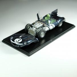 1/24 Jaguar D type Le Mans 1957 Winner Ecurie Ecosse, Profil 24