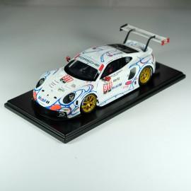 """1/24 Porsche 911 RSR n°911/912 1st GT Pro """"Mobil 1"""" Petit Le Mans 2018 kit maquette Profil 24"""