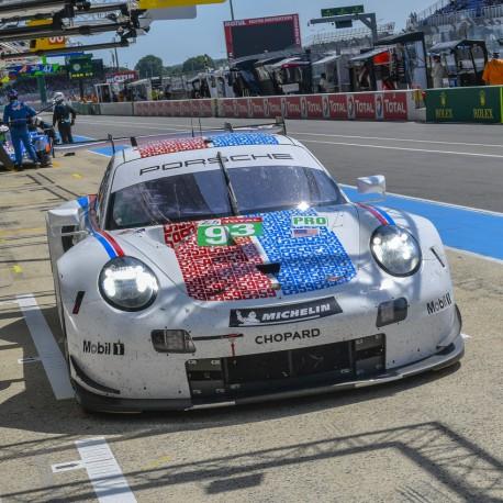 1/24 Porsche 911 RSR Samos GT Pro Le Mans Daytona 2019 model kit car Profil 24