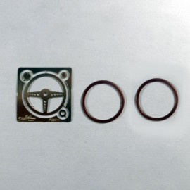 1/24 Steering wheel 3 spokes Profil 24
