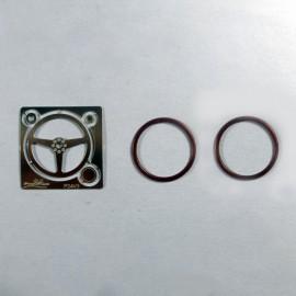 1/24 Steering wheel 3 spokes by Profil 24