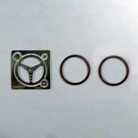 1/24 Steering wheel 3 spokes by Profil 24