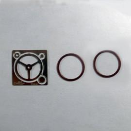 Steering wheel P24V6