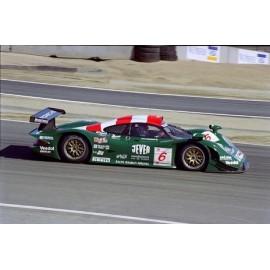 "1/24 Porsche 911 GT1 ""Jever""  Le Mans Test / Laguna SECA / Silverstone 1998, Profil 24"