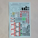 1/24 Decal Toyota Celica Twin Cam TUrbo Gp B Safari Rallye 1984/1985/1986, Profil 24