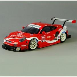 1/24 Coke Porsche 911 RSR GT Petit Le Mans 2019, model kit car Profil 24