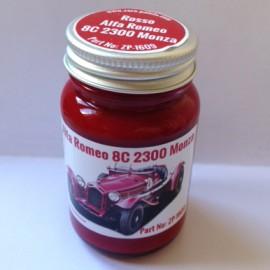 Peinture Alfa Romeo 6C 3000 Le Mans 1953 60 ml Maquette Kit Profil 24