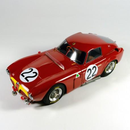 1/24 Alfa Romeo 6C 3000 CM Le Mans 1953, Profil 24
