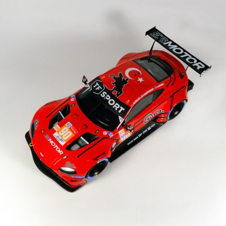 1/24 Aston Martin Vantage  TF Sport n°90 Le Mans 2020 kit maquette Profil 24