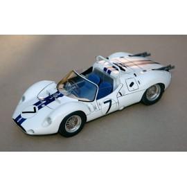 1/24 kit Maserati Tipo 63 Le Mans 1961, Profil 24 models