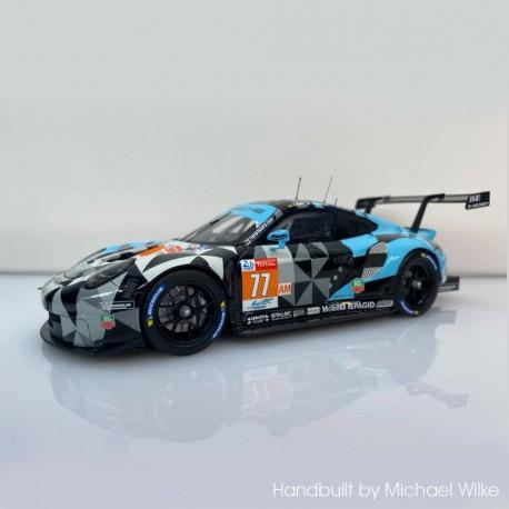 1/24 Porsche 911 RSR Dempsey-Proton n°77 Le Mans 2018 1st AM, Profil 24 model kit car