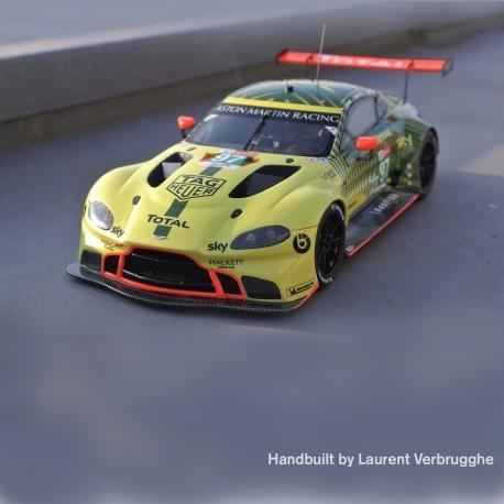 1/24 Aston Martin Vantage Le Mans 2020 maquette kit Profil 24