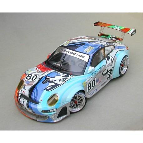Porsche 997 Le Mans n°80 Le Mans 2007