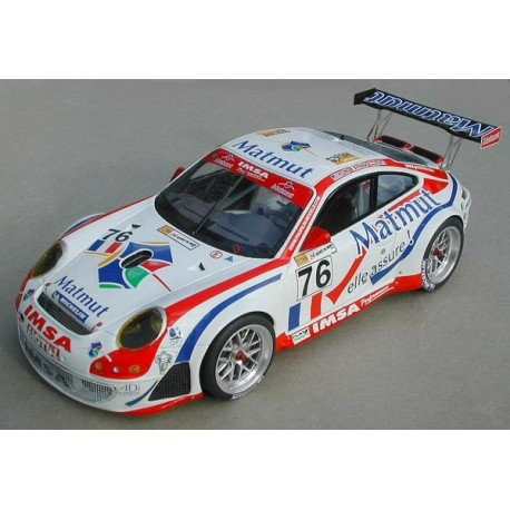 Porsche 997 Matmut Le Mans 2007