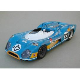 Matra 650 n°33 Le Mans 1969