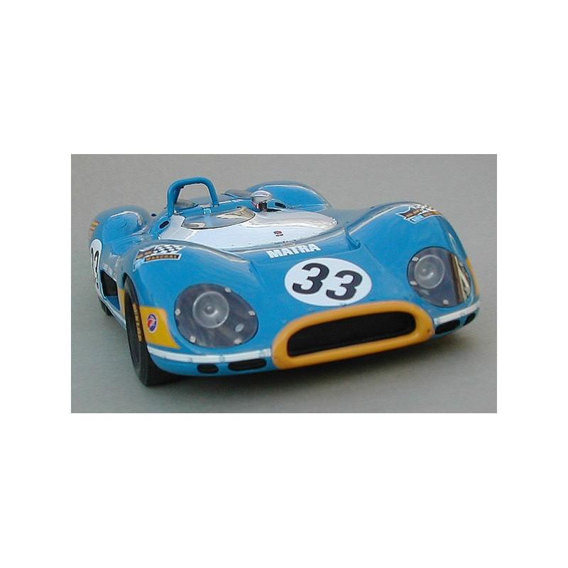 1/24 Matra 650 Le Mans 1969 Model Kit Car Profil 24
