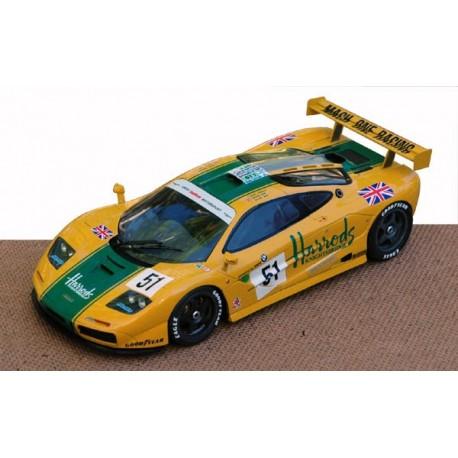 Mc Laren Harrods Le Mans 1995
