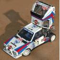 1/24 kit Lancia Delta S4 Gr B Monte Carlo/Tour de Corse 1986, profil 24 models