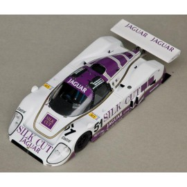Jaguar XJR6 Silk Cut Le Mans 1986