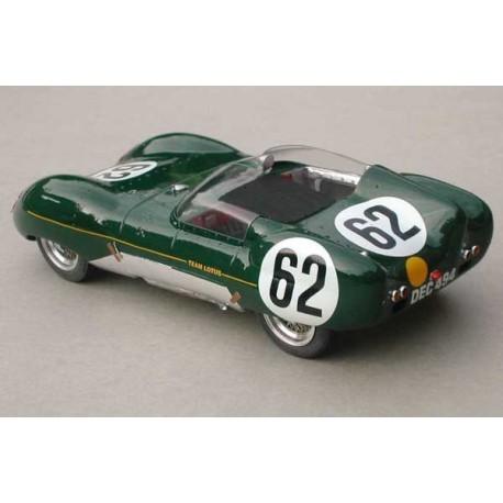 Lotus XI Le Mans 1957 n°41/42/62