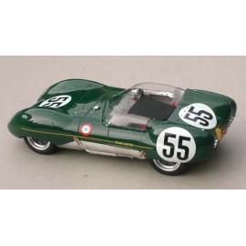 Lotus XI Le Mans 1957 n°55