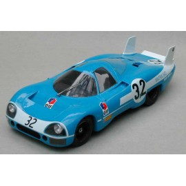 1:24 Matra 640 Essai Le Mans 1969 model kit car Profil 24