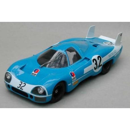Matra 640 Essai Le Mans 1969