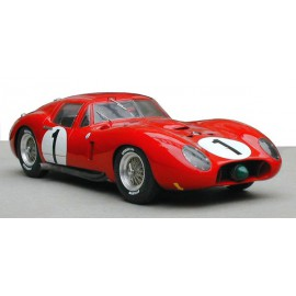 1/24 Maserati 450 S Coupé Zagato Le Mans 1957 kit maquette Profil 24