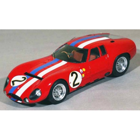 1/24 Maserati Tipo 151/3 Le Mans 1964 kit maquette Profil 24