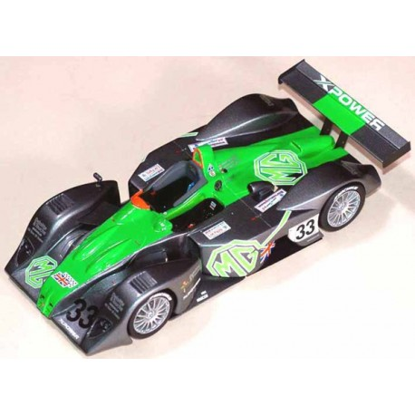 1:24 MG Lola Ex 257 Le Mans 2001 model kit car Profil 24