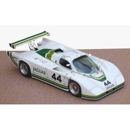 1:24 Jaguar XJR5 Daytona 1985 model kit car Profil 24