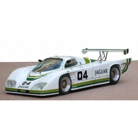 1:24 Jaguar XJR5 Daytona 1984 model kit car Profil 24